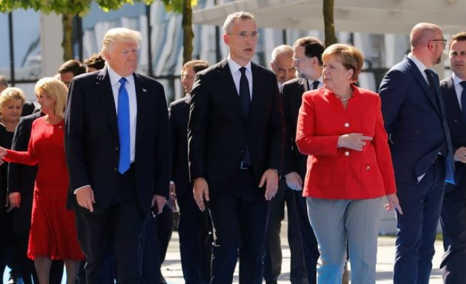 Trump: NATO members agreed to increase spending