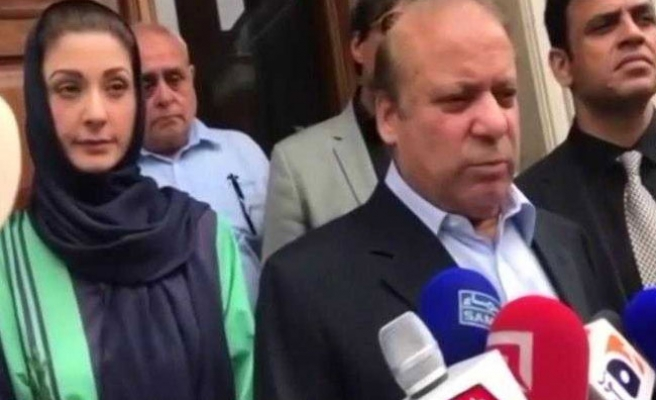 Nawaz Sharif, daughter arrested upon return to Pakistan