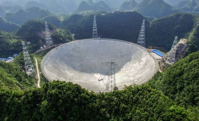 S.Africa launches world's largest radio telescope
