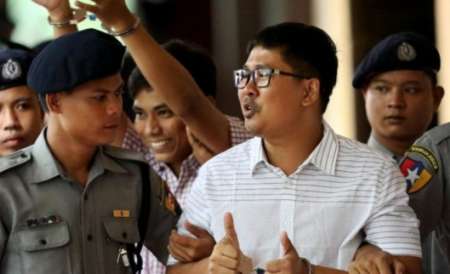 Verdict on Myanmar's Reuters journalists postponed