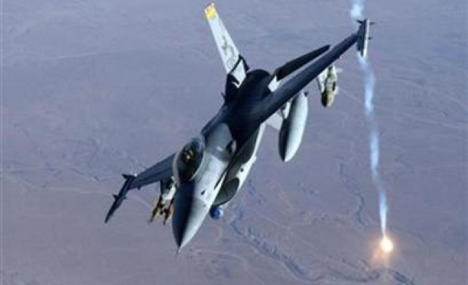 Iraq to press US on drones, F-16s