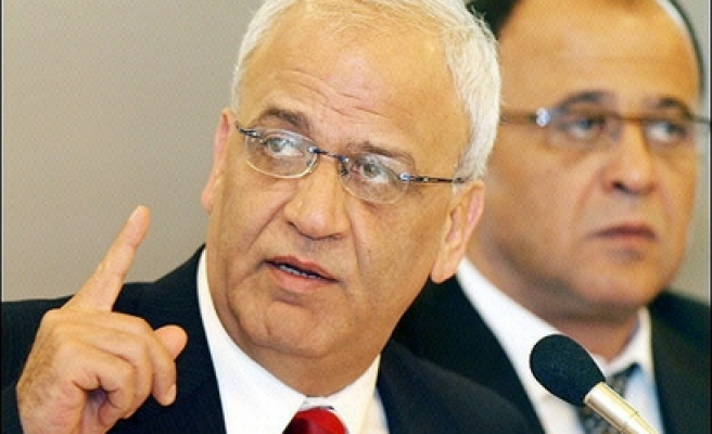 Palestinian side willing to carry on peace talks