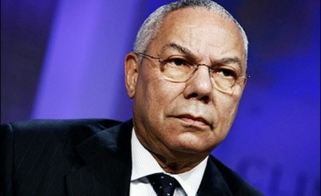 Colin Powell says Cheney book takes 'cheap shots'