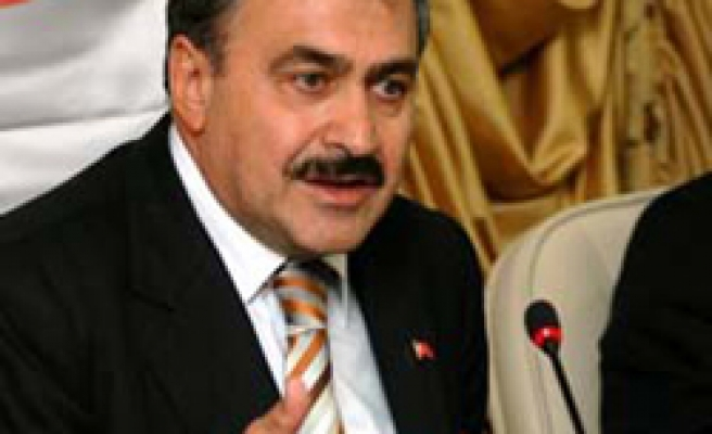Turkish minister hails friendship dam project with Syria