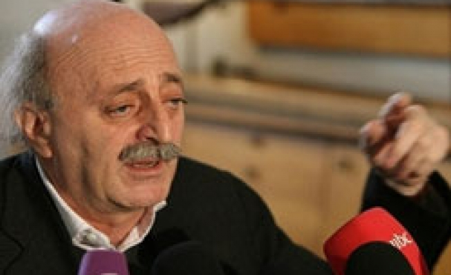 Lebanon's Druze sect fearful as Syria's war moves closer