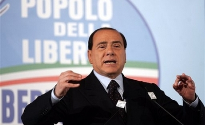 Berlusconi pledges nuclear power within 5 years