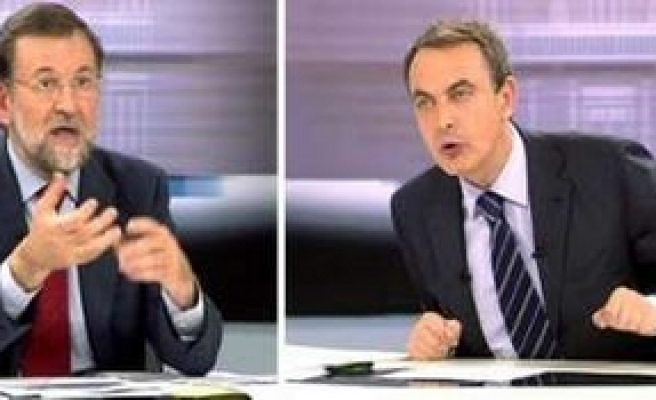 Zapatero wins second election debate-polls
