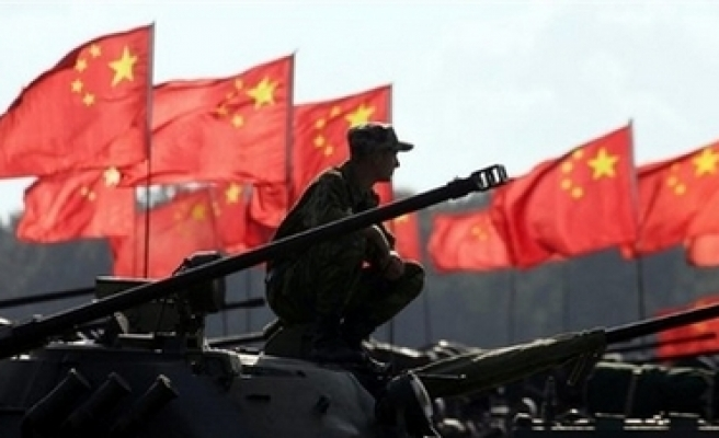 China: Military budget to rise 17.6 percent in 2008