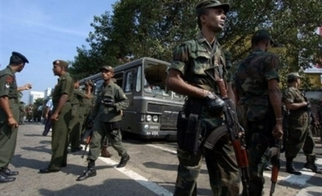 Sri Lanka troops captures key Tiger rebels held nothern town