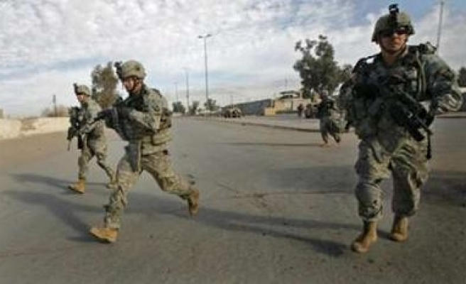 2,000 US troops leaving Iraq: Military