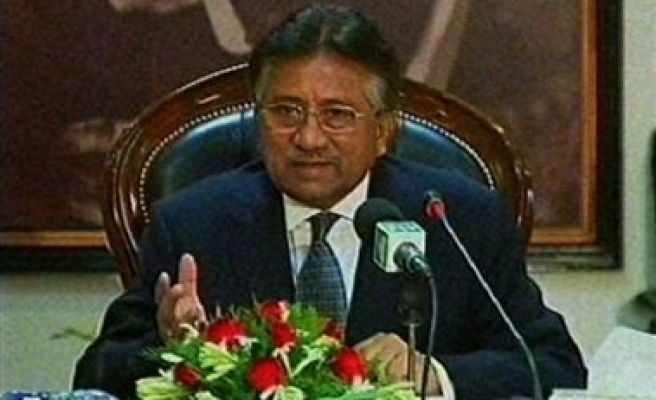 Musharraf to convene new parliament within 2 weeks
