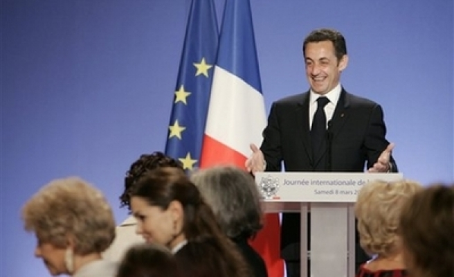 Sarkozy faces first test at French local elections
