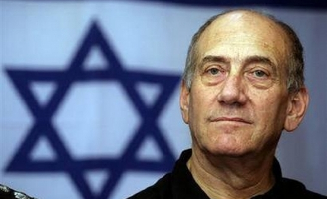 Olmert approves West Bank expansion plans