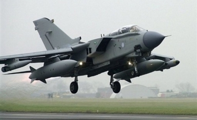 UK to use conflict prevention fund to fly jets in Iraq: report