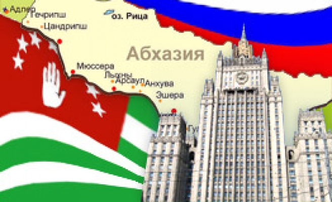 Russia may be preparing Abkhazia recognition-EU