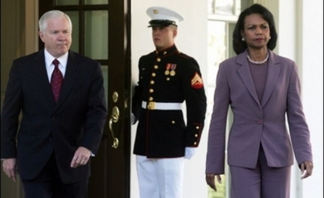 Rice, Gates expected in Moscow for missile-shield talks