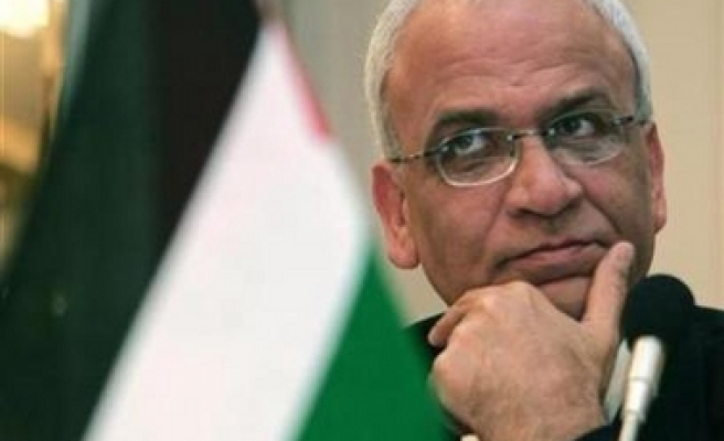 'No talks with Israel until settlement plans cancelled'