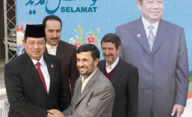 Iran to build refinery in Indonesia