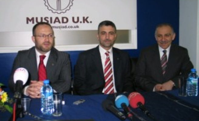 Turkish MUSIAD opens office in London
