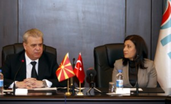 'Turkey-Macedonia trade volume expected to reach $1 bln'