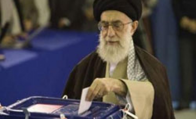 Iranians vote in parliamentary polls