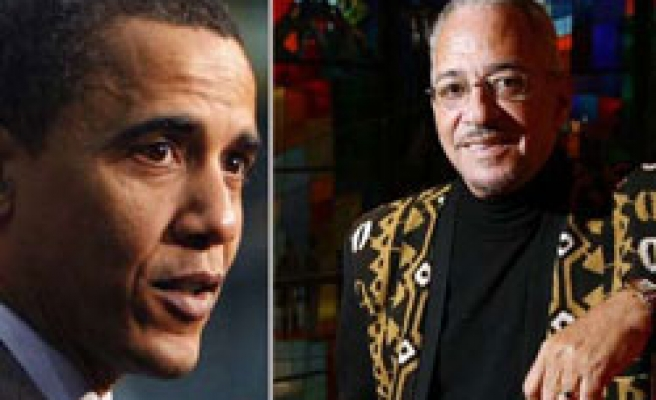 Obama's Pastor: God Damn America, U.S. to Blame for 9/11