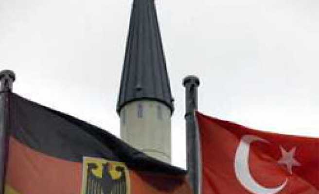 Turk attacked with gunfire in Germany