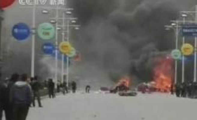 Muslims, Chinese targeted in Tibet riots
