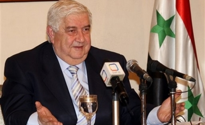 Syrian FM: Israel gained most from Mughniyah's assassination