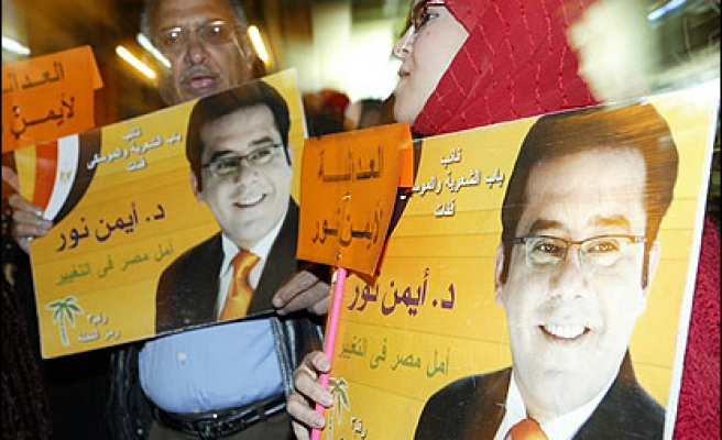 Egypt court rejects appeal from jailed politician
