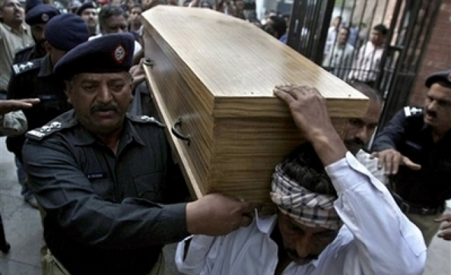 Official: Pakistan to execute 'Indian spy' next month