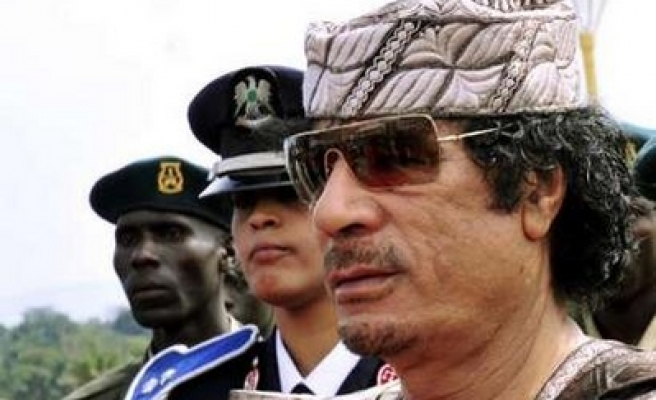 Gaddafi: Africans must reject conditional West aid