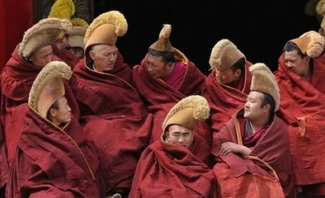 Tibet exile government says 99 killed in protests