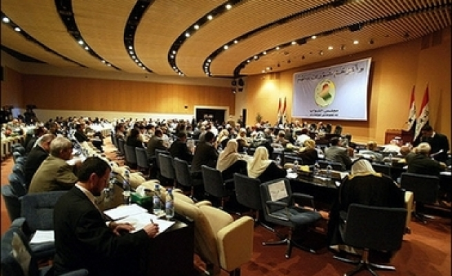 Iraqi provincial elections law approved