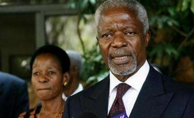 Military action in Iran would be disaster: Annan