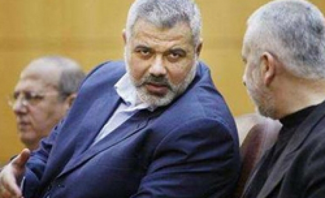 Hamas leader looks to strengthen hold on Gaza