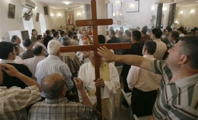 Controversy over France taking in 500 Iraqi Christians