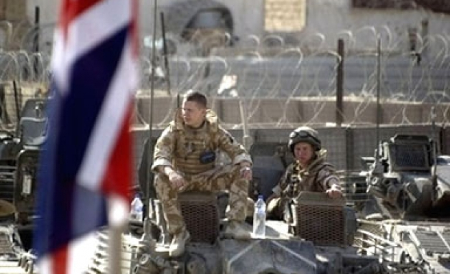 US wants Britain to lead 'surge' in southern Iraq