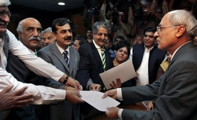 Nomination papers for Pakistan's new PM accepted