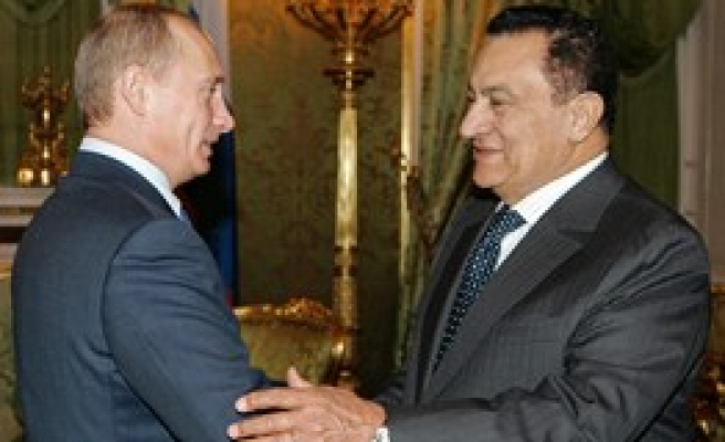 Egyptian President will meet Putin for nuclear deal