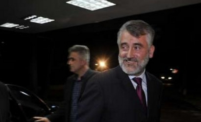 Albanian party in Macedonia returns to government