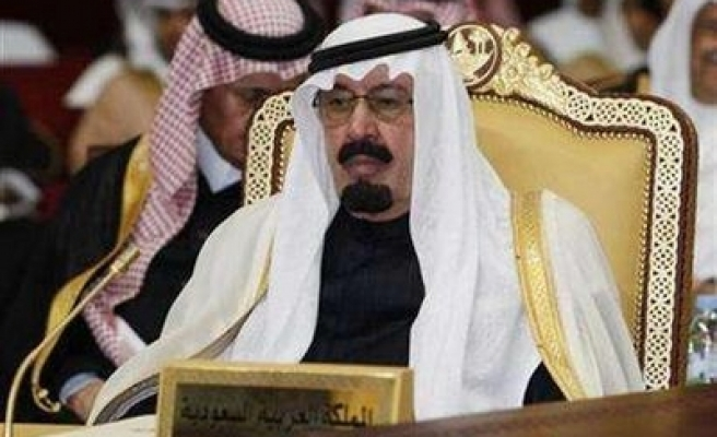 Saudi King not to attend Arab summit in Damascus