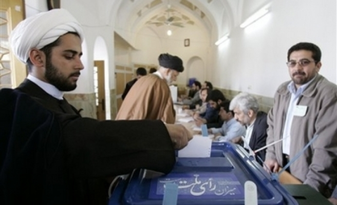 Iran election second round to be held April 25