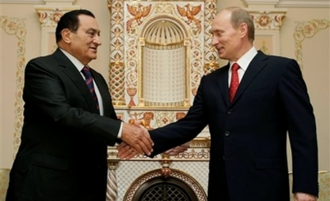 Russia and Egypt sign nuclear energy pact