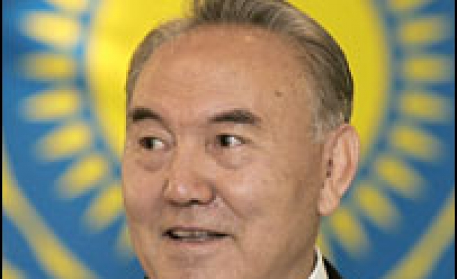 Kazakh leader's ex son-in-law sentenced over coup