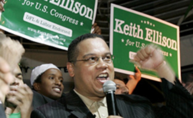 First Mohican: Keith Ellison