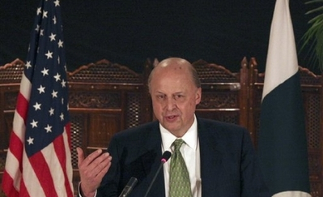 US opposes new Pakistani gov't intended talks with fighters