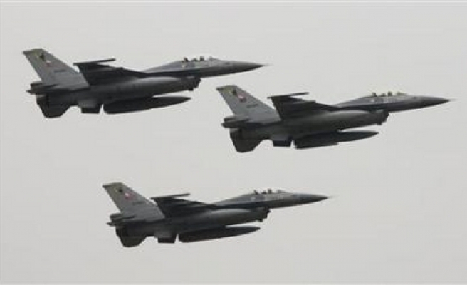 Turkish air forces to participate at Italy military exercise