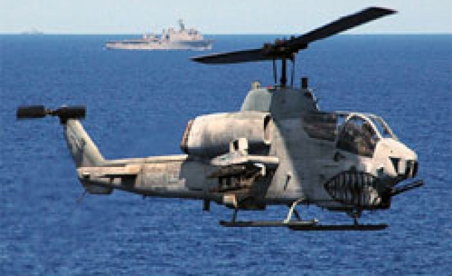 Turkey unlikely to get US attack helicopters