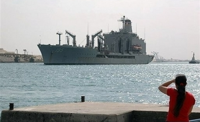 Egypt to put cameras on Suez Canal after shooting